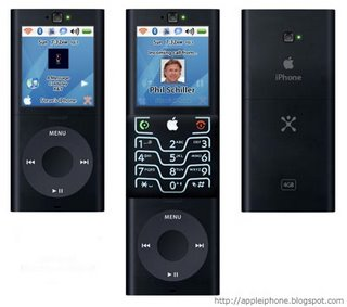 Prospective design of Apple iPhone (3)